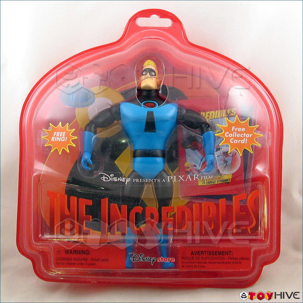 The Incredibles Toys : Disney pixar the incredibles mr incredible blue figure