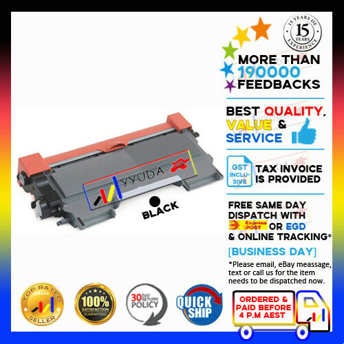 1x toner cartridge tn 2030 hy 2 6k for brother hl 2130 hl 2132 dcp 7055 printer ebay. Black Bedroom Furniture Sets. Home Design Ideas