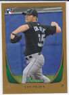 Kyle Drabek Toronto Blue Jays 2011 Bowman Baseball Blue Border Rookie Card