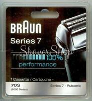 NEW BRAUN 70S PULSONIC SERIES 7- 790CC 760CC 9595 Shaver Replacement CASSETTE