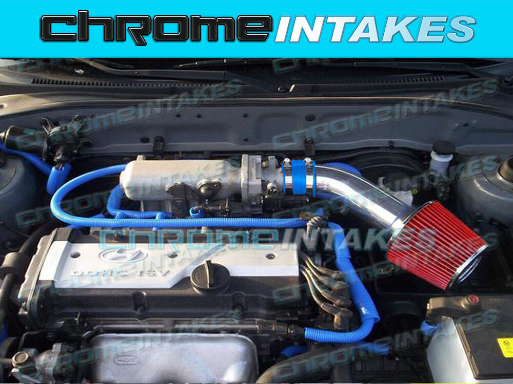 Air Intake Kit For 01 02 03 04 05 Hyundai Accent 01 03