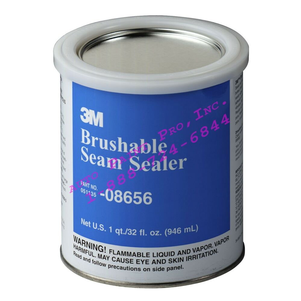 Auto body shop paint supplies 3m 08656 brushable seam for Automotive paint suppliers