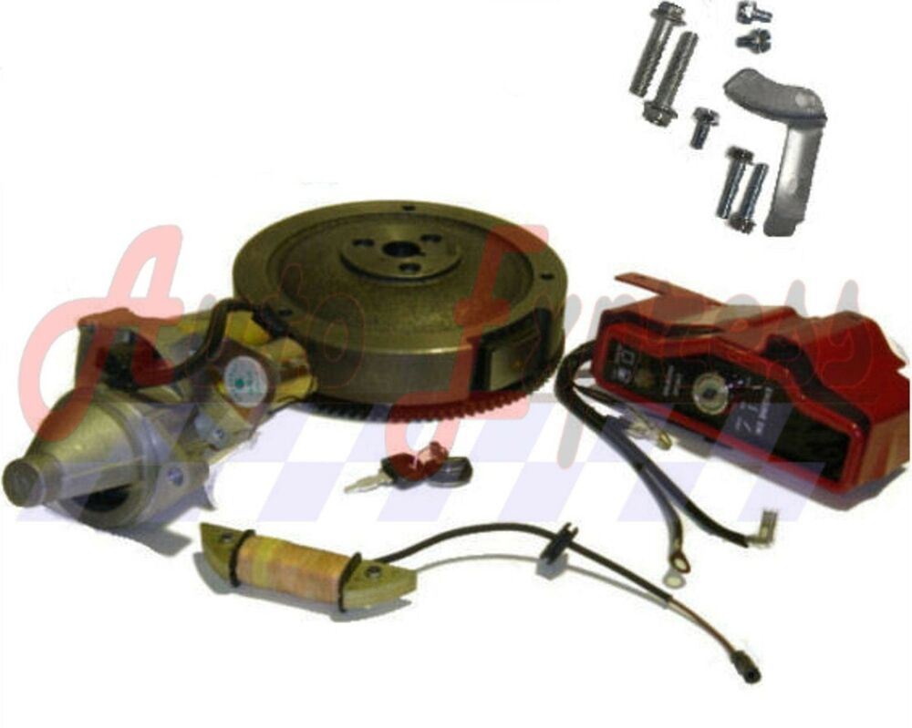s l1000 new honda gx340 11 hp electric starter kit fits 11hp ebay honda gx390 starter wiring diagram at mifinder.co