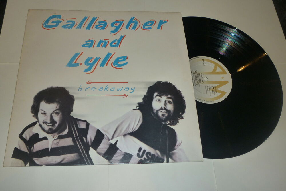 BREAKAWAY Chords - Gallagher And Lyle | E-Chords