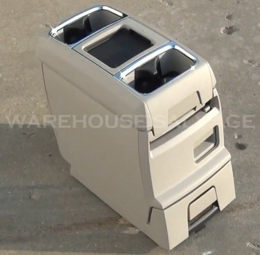 NEW CENTER CONSOLE DRINK TRAY JEEP VW RV VAN MOTORHOME BUS