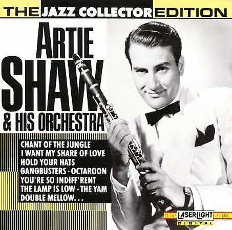 Artie Shaw And His Orchestra - These Foolish Things Remind Me Of You / Time On My Hands