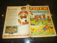TIGER & JAG Comic - Date 01/08/1970 - Inc Roy of thr Rovers (Melchester)