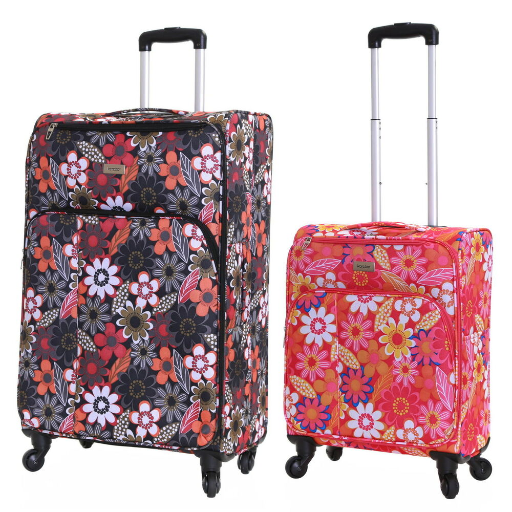 a6b32e699 Daisy - Small Suitcase (Cabin) – The McMoos. Extra Large Small Cabin  Approved Travel Trolley Hand .