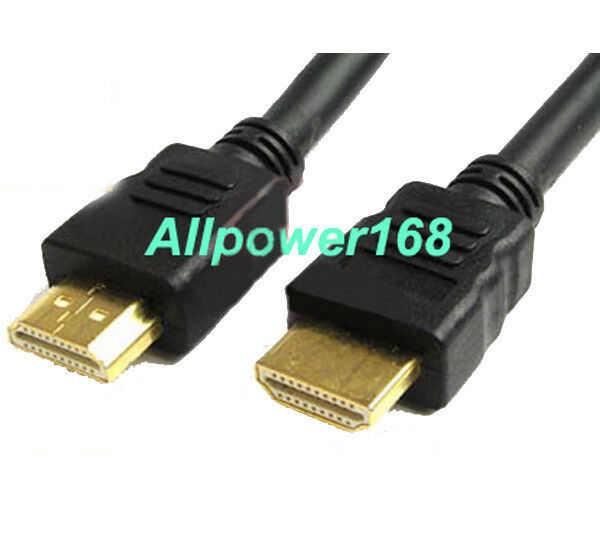 5ft hdmi to hdmi cable for sony playstation3 ps3 hdtv hp dell acer sony laptop ebay. Black Bedroom Furniture Sets. Home Design Ideas