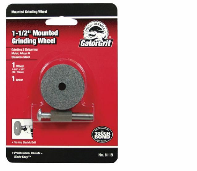 Ali Mounted Grinding Wheel For Metal Steel1 4 Quot Arbor Fits