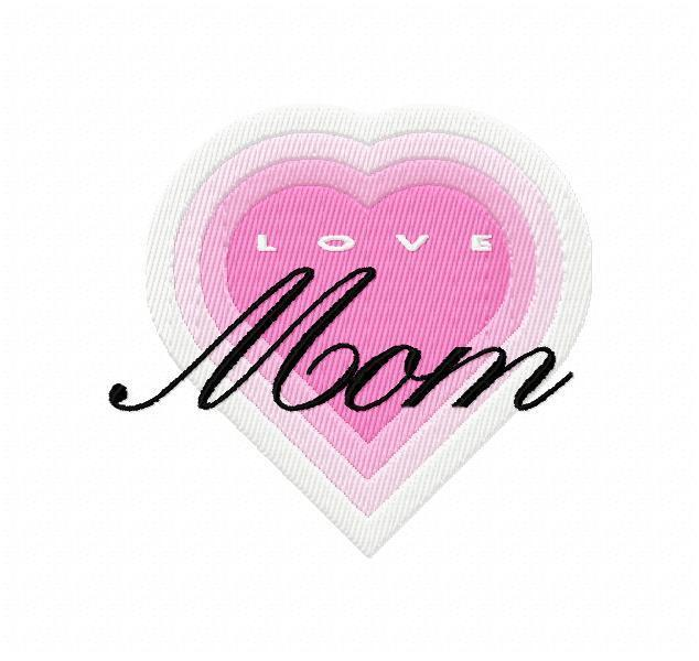 Happy Mother S Day Embroidery Designs