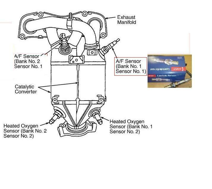 S L on 2005 Hyundai Accent Exhaust Systems Diagram