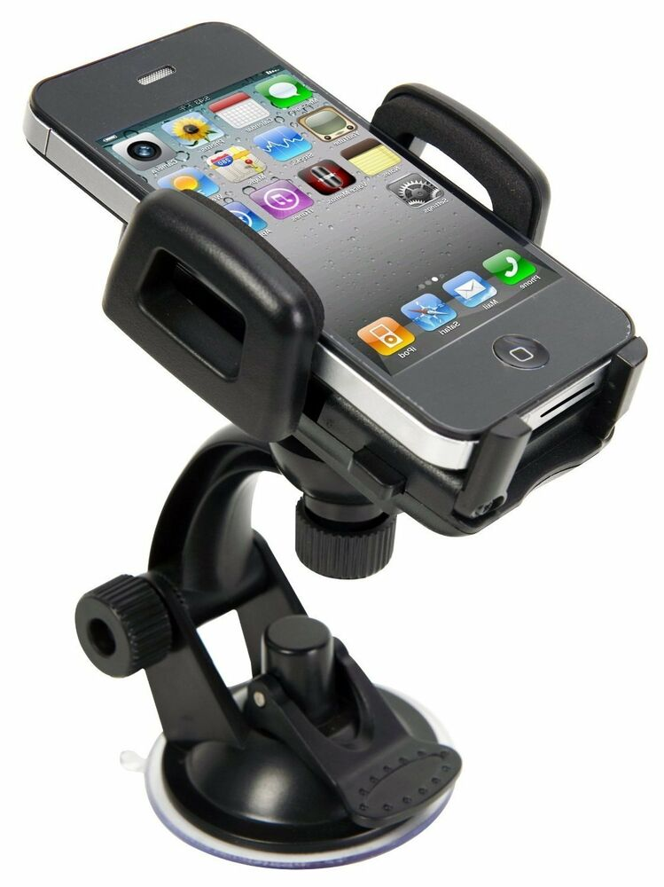 iphone car mount universal 360 176 rotating mobile phone in car mount holder 1627