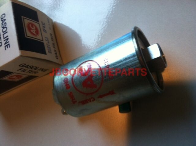75 Chrome Shop >> GF432 A/C DELCO FUEL FILTER NOS GM 5651480 | eBay