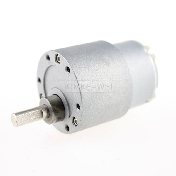 6v Dc 30rpm High Torque Gear Box Electric Motor Ebay