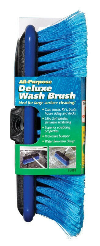 Unger 9 Quot Nylon Bristle Wash Brush For Cars Boats Decks