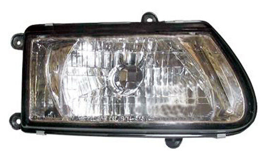 New Replacement Headlight Assembly Rh For 2000 02 Honda