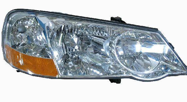 New Replacement Headlight Assembly Rh    For 2002