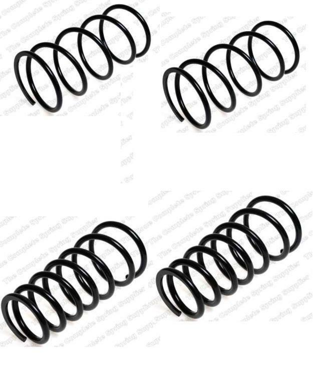 Toyota Mr2 Mk1 Aw10 Aw11 1984 1989 2 Front Coil Springs 2 Rear Coil