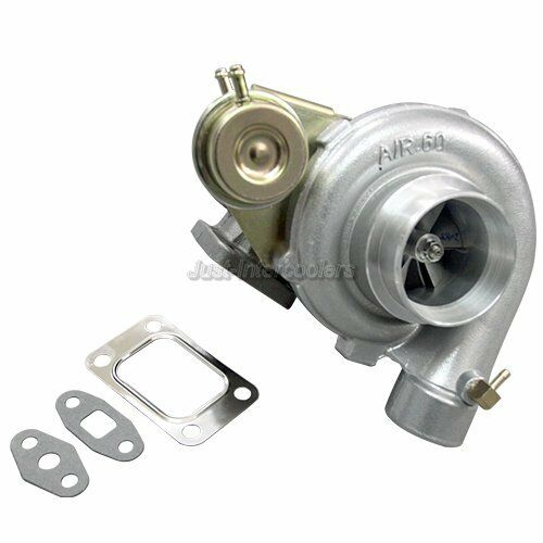 Ar Precision Turbo Vicenza: T3 Internal Wastegate V-Band Turbo Charger 0.48 AR Exhaust