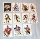 2001 RUGBY LEAGUE CARDS - WESTS TIGERS