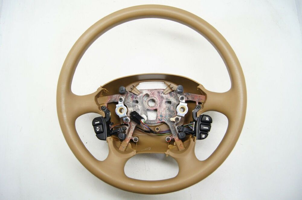1999 2004 Oldsmobile Alero Steering Wheel Tan Ebay