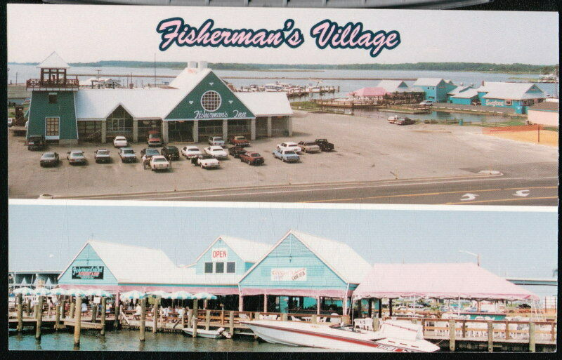 Grasonville md fisherman 39 s inn seafood market crab deck for Jessup fish market