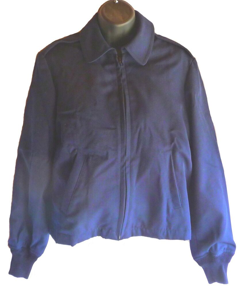 usaf air force women 39 s classic light weight coat jacket ebay. Black Bedroom Furniture Sets. Home Design Ideas