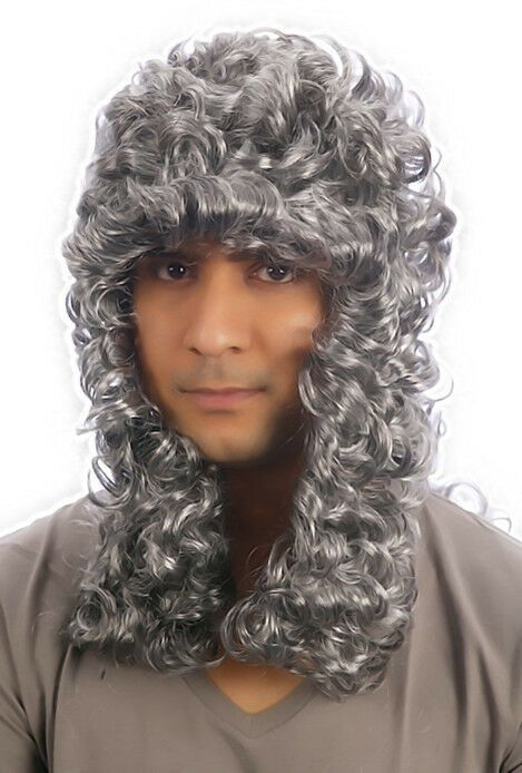 Mens Theatrical Wigs - Wig Ponytail 47092d46957a