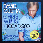 David GUETTA vs TOCADISCO Tomorrow can wait cd single
