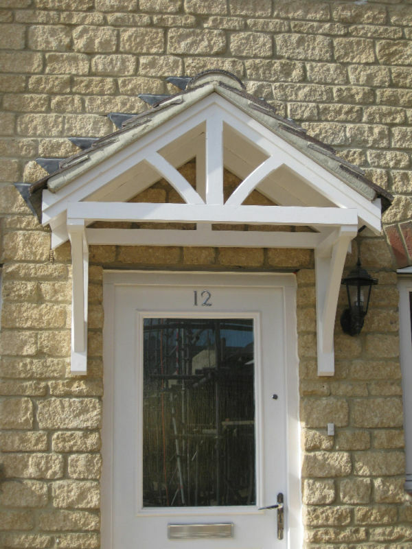 Timber Door Canopy Front Door Canopies Porch Awning Ebay