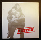 BUSTED crashed the wedding french promo cd single