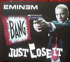 EMINEM Just Lose It 4 track promo cd single EMINEM