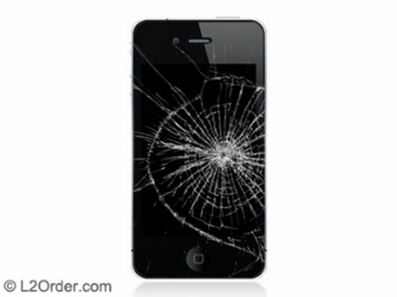 how to know if screen or battery is broken iphone