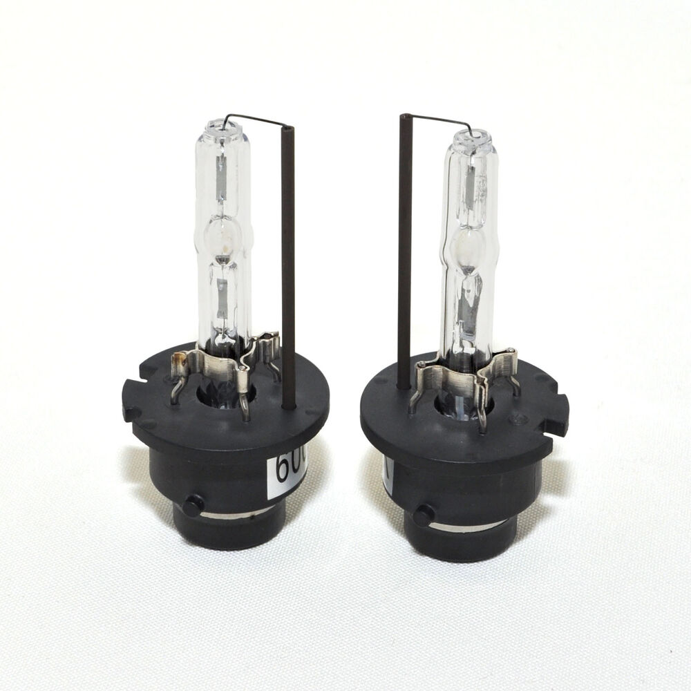 D2s Hid Xenon Bulbs 2 Replacement For Bmw 3 Series E46 M3