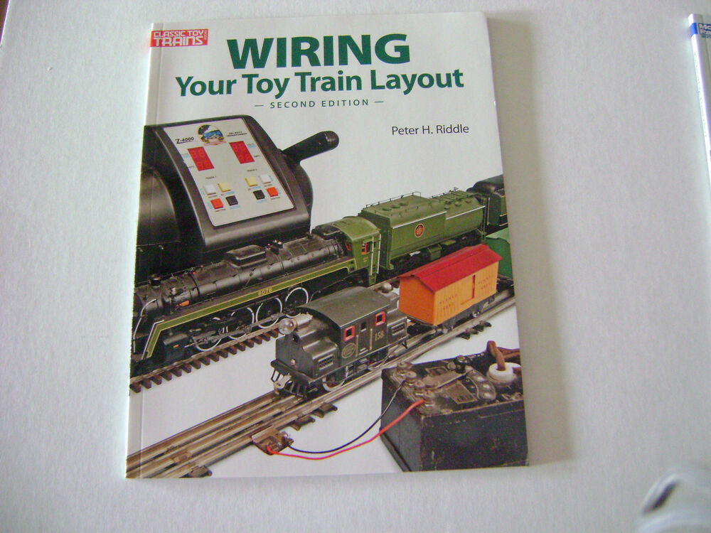 block wiring for model railroads  wiring your toy train layout- second  edtion by peter h