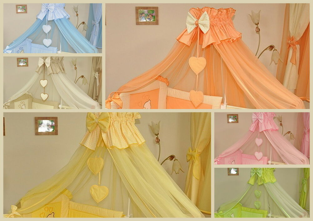 Crib Crown Canopy Wall Decor.37 Ideas To Decorate And Organize A ...