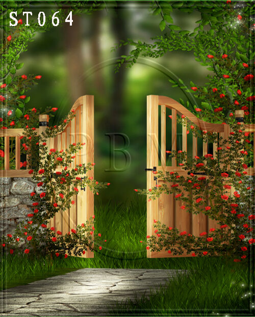 outdoor spring 5x7 ft cp scenic photo background backdrop st064 ebay. Black Bedroom Furniture Sets. Home Design Ideas