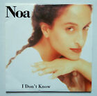 NOA I Don't Know 2 track French card sleeve cd single