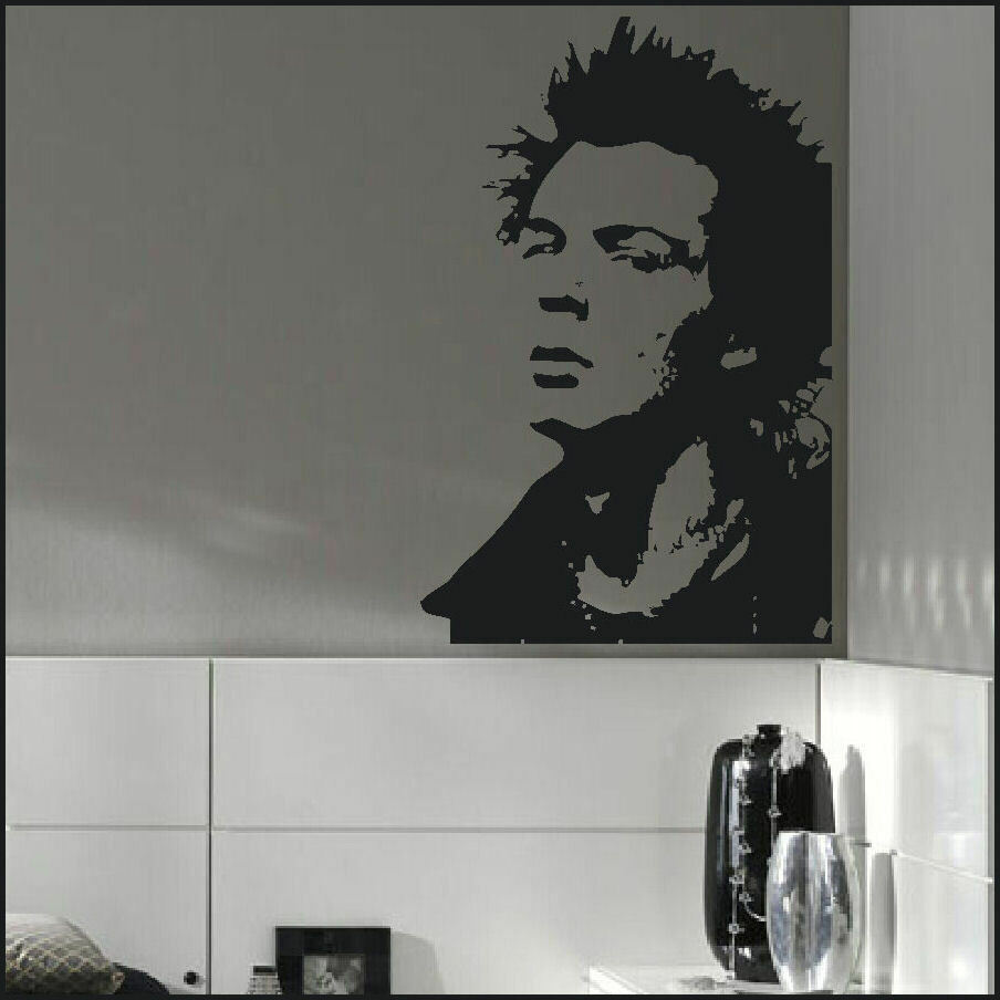 Details about LARGE SEX PISTOLS SID VISCIOUS POSTER WALL ART MURAL STICKER  TRANSFER DECAL
