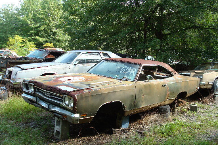 Scrap Cars For Sale In Usa