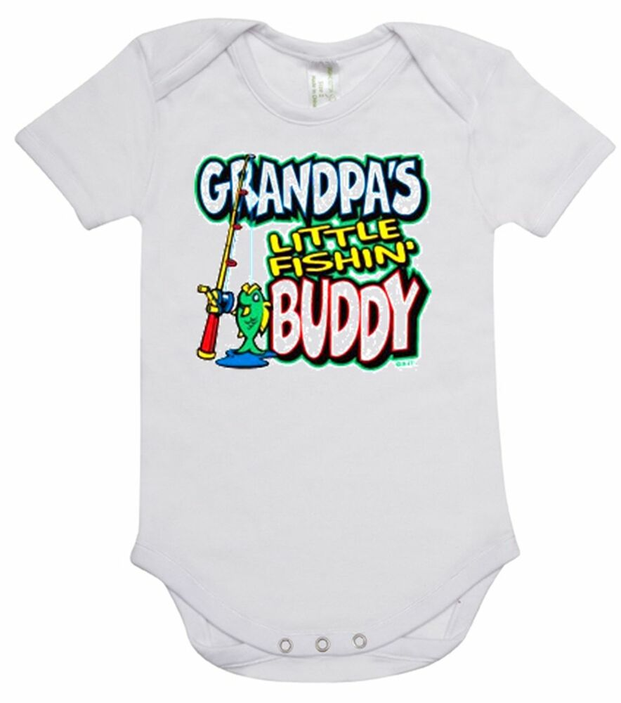 Baby One Piece Romper Onesie Printed With Grandpa S