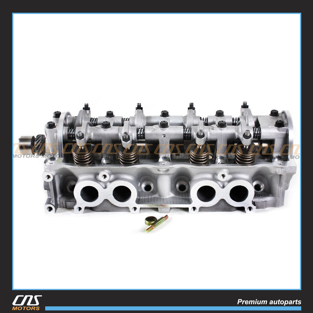 Mazda B2000 B2200 626 2 0 2 2 Sohc L4 8v New Cylinder Head: New Cylinder Head Mechanical Type Mazda B2000 B2200 626 2