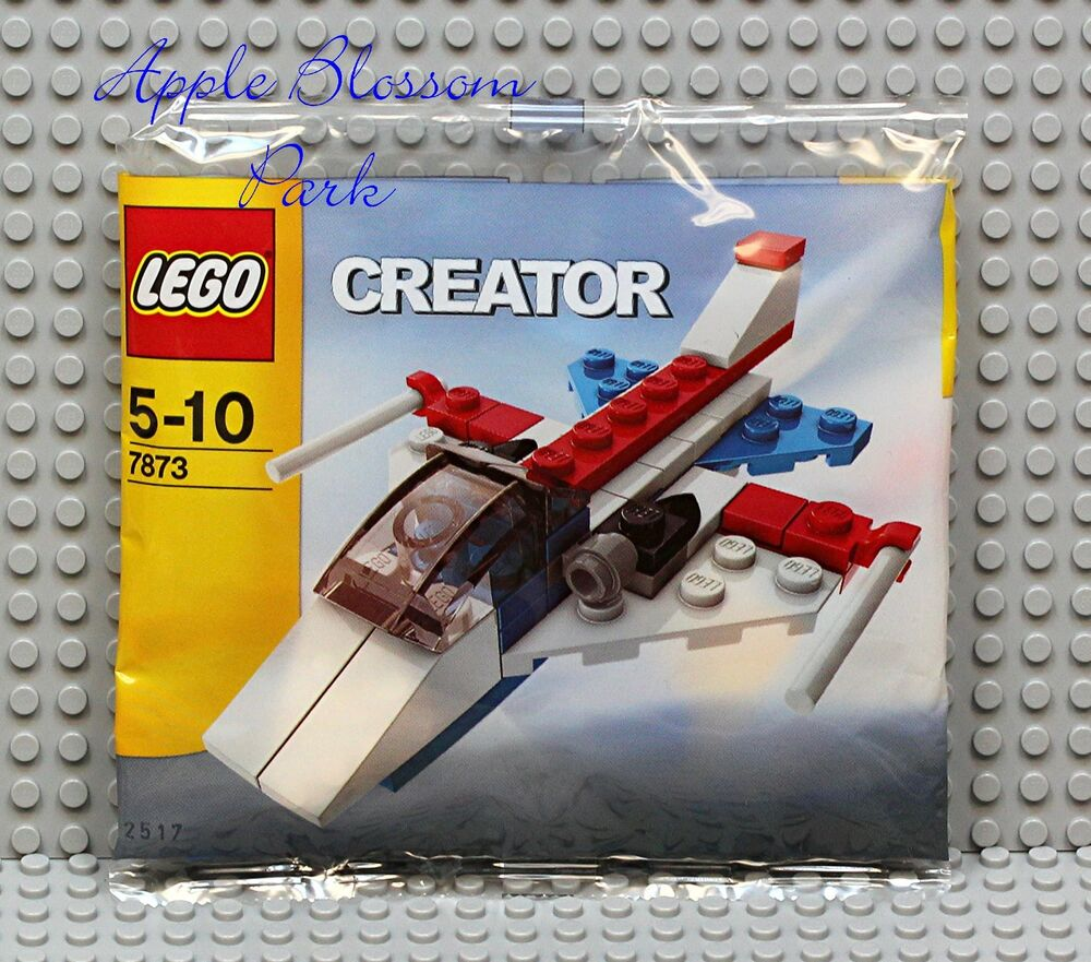 NEW Lego Creator MINI JET AIRPLANE Set 7873