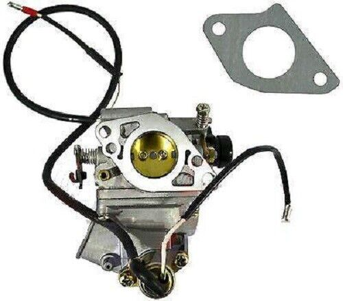 new carburetor carb and gasket fits honda gx610 18 hp. Black Bedroom Furniture Sets. Home Design Ideas