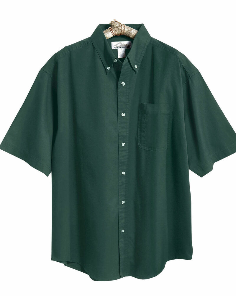 tri mountain men 39 s big and tall button down collar twill