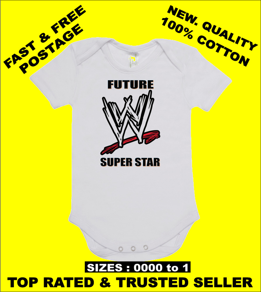 Baby Wrestling Clothes Wwe