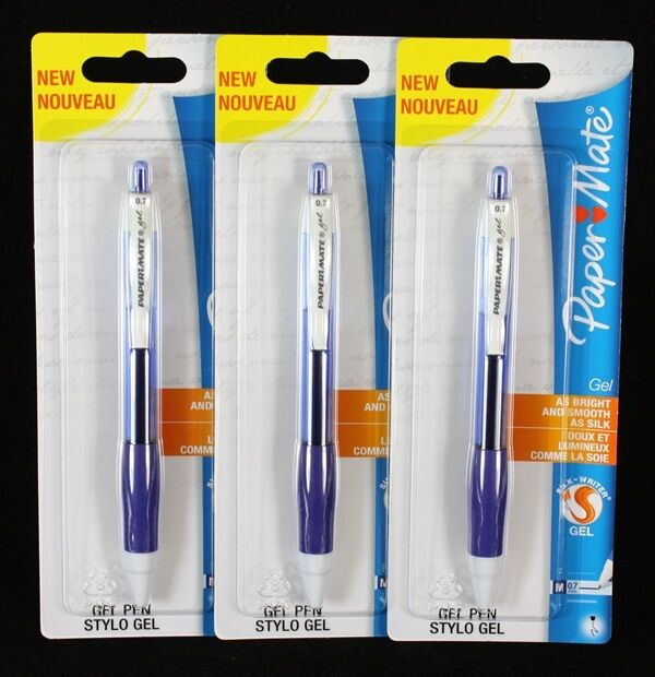 paper mate silk writer Buy paper mate silk writer retractable ballpoint pen, blue - 2 ea at walmartcom.