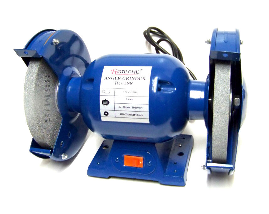 8 Quot Electric Bench Grinder Power Tools Bg 188 Shop Metal