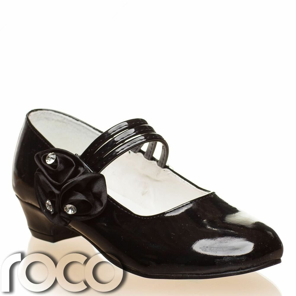 black shoes bridesmaid shoes prom shoes flower